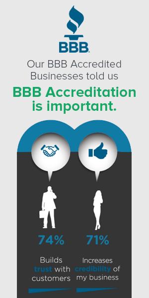BBB Accreditation 600 x 300