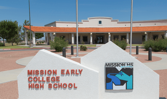 Mission Early College High School