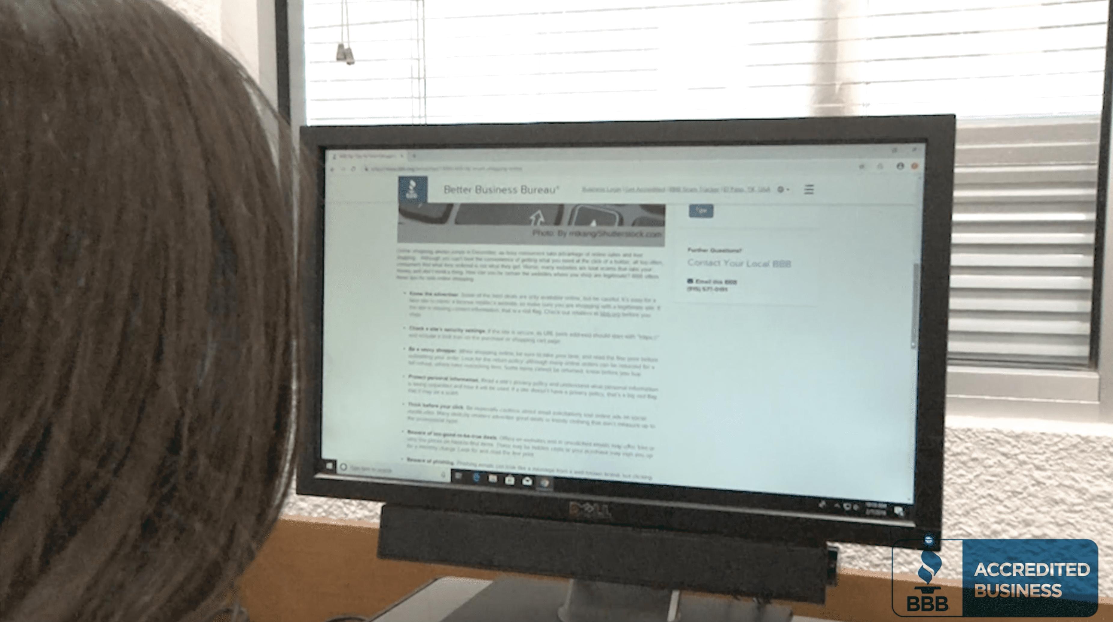 Online Scam Awareness
