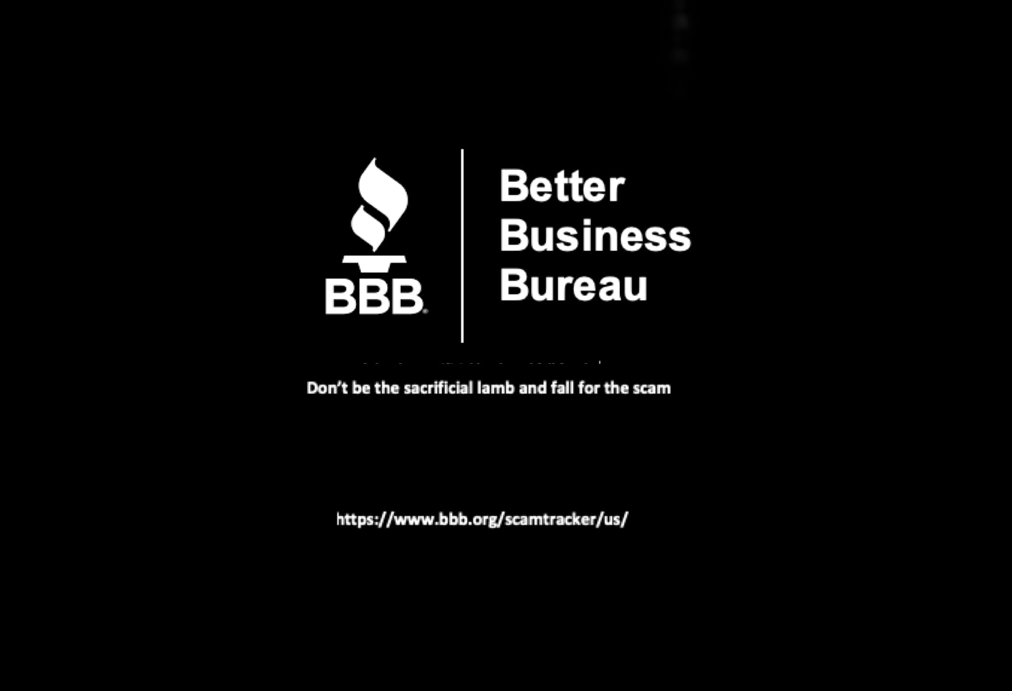 BBB Scared