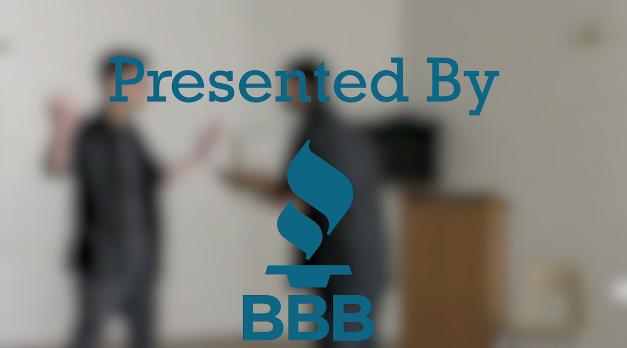The BBB: Finding Trust