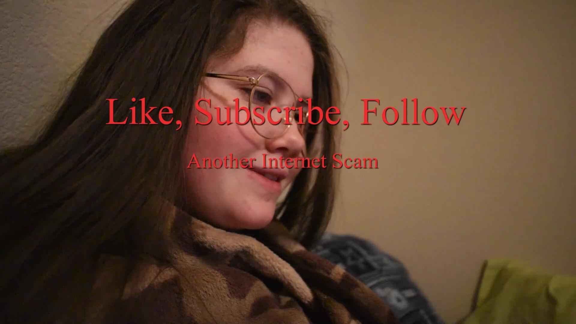 Follow Me! An internet troll strikes again!