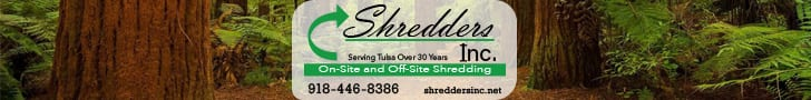 Shredders, Inc 728 x 90